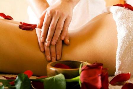 История эротического массажа
